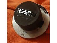 Tamron adaptall 2 for TOPCON