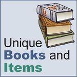 Unique Books and Items