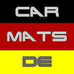 4tlg Voiture Tapis De Sol Audi 80 Cabrio - Anthracite Feutre sâguilletè 1991-2000