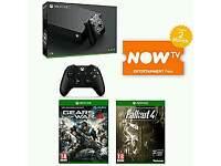 Xbox One X 1TB Mega bundle!!