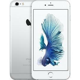 Apple  iPhone 6s 64gb Silver with Rogers/Chaters in mint condition