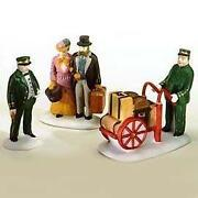 Dept 56 Holiday Travelers
