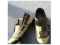 Cycle Shoes Shimano size 5