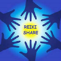 Reiki Share for Practitioner or Students of Reiki