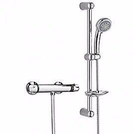 Thermostatic bar showers from as low as £79