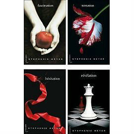 lot twilight de Stephenie Meyer