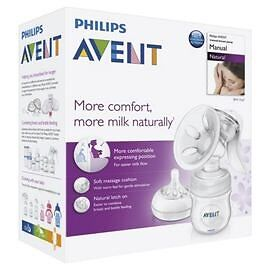 Avent manual breast pump BRAND NEW