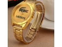 New Lacoste Watches