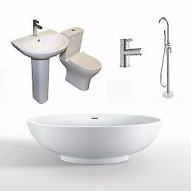 Free Standing Bath package for only £799