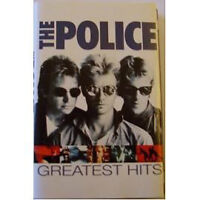 The Police - Greatest Hits - Cassette
