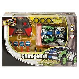 GYMKHANA Remote control stunt car. New