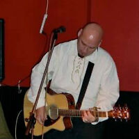 Singer/songwriter/guitarist looking for backup...
