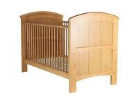 Cosatto Hogarth 3-in-1 cot bed