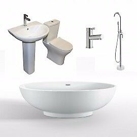 Venice Freestanding Bath Package Deal