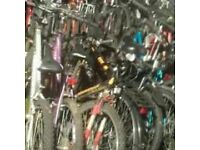 SECOND HAND BIKES FOR SALE AS JOB LOT OR SINGLES OXFORD (OXFORDSHIRE)