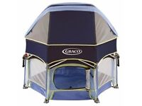 Graco Playpen with UV50 sun cover