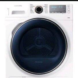 Samsung DV80H8100HW Tumble Dryer