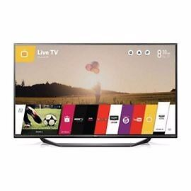 LG 55UF770V 55 Inch Smart 4K UHD 2160p WIFI LED TV with Freeview HD FREESAT 12 MOTHS WARRANTY