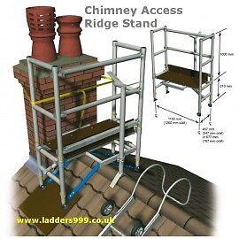 Chimney Access Ridge Stand