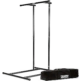 Gravity fitness portable pull up bar