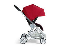 Mamas and Papas Red Urbo Pushchair