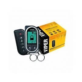 Viper alarm Remote start system 2Way with LCD screen fob