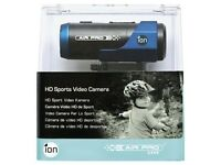New HD Video Camera For Sale in a Case.