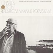 Poetry CD