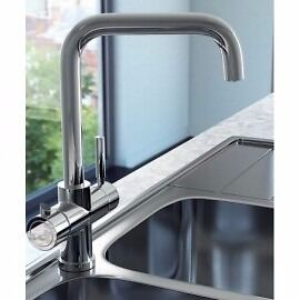 Instant Boiling Water Kitchen Tap £549