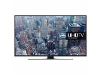 Samsung UE40JU6400 Smart 4K Ultra HD 40 Inch LED TV with Built-In WiFi and Freeview HD