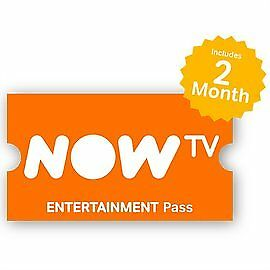 NOW Television 2 Month Entertainment Pass (TV)