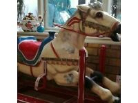 For sale rocking horse