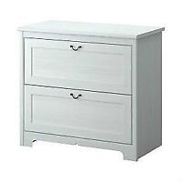 Chest / Commode 2 tiroirs