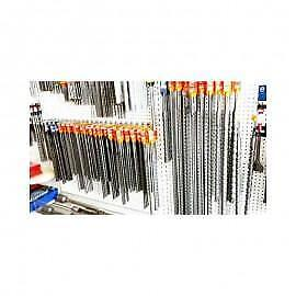 "SDS-PLUS and SDS-MAX Drill Bits (Different sizes 6"" to 38"" Long"