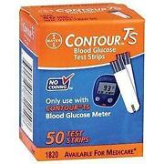 Bayer Contour TS Test Strips