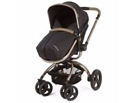 Mothercare Orb Pram and Pushchair - Liquorice Canvas. Very good condition. £170 . ONO