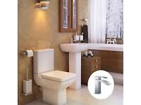 Basin & Toilet suite for only £249