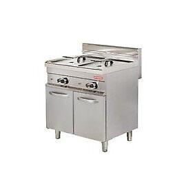 Fryer_ Deep Fryer 15+15Litres Gas