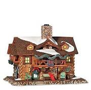 Dept 56 Snow Village Hunting Lodge