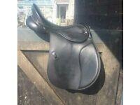 17.5inch medium saddle