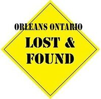 Orleans Ontario Lost anf Found