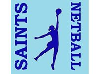 Saints Netball Club - Get Fit for 2017