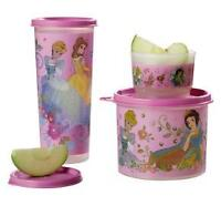 ENSEMBLE LUNCH PRINCESS DISNEY NEUF TUPPERWARE