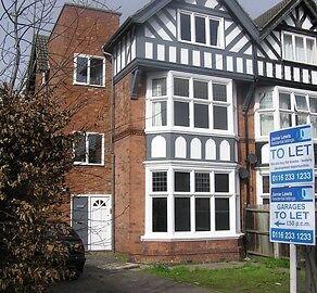 1 bedroom flat in Stoughton Road, Stoneygate,, Stoneygate, LE2