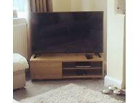 Next Oak Effect TV Unit / Stand