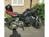 Yamaha fazer 600cc swaps only