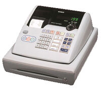 Casio Cash Register PCR-T275