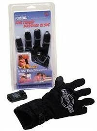 Fukuoku TM Five Finger Massage Glove
