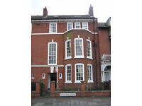 Studio Flat in Fosse Road South, Leicester, LE3