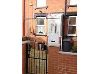 2 bed terraced house - part furnished, available 1 October 2016
